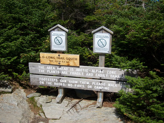 1:29:02 (34%): sign vermont hiking mtmansfield greenmountains longtrail