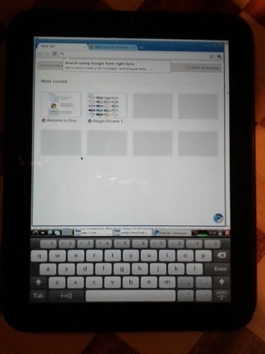 ubuntu on touchpad | by leogaggl