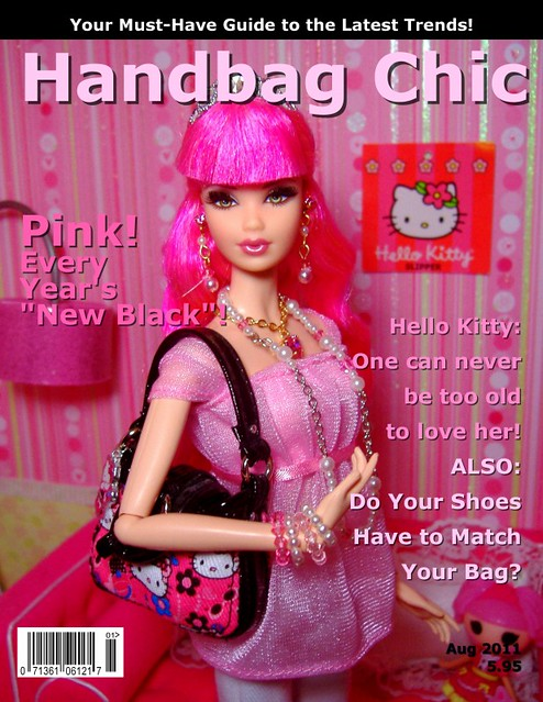 Tag Game! Magazine Cover
