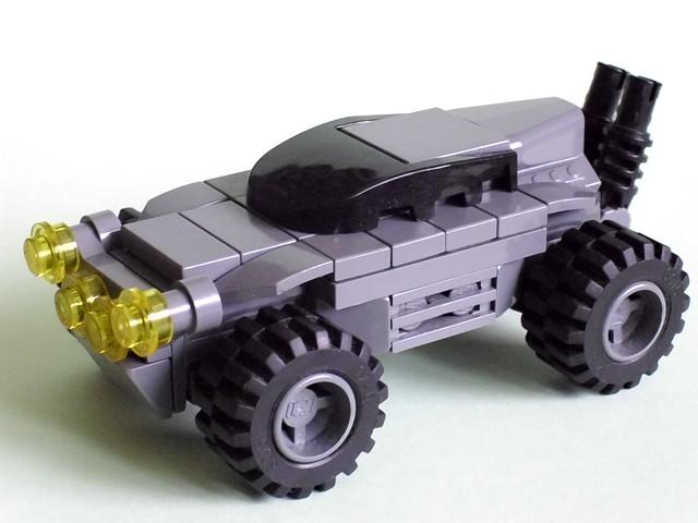 Steel 4WD