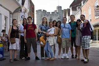 ILH Students - Canterbury City Trip - Ref: ILH22