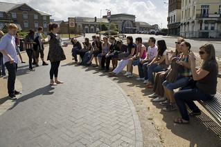 ILH Students - Margate Trip - Ref: ILH21