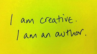 From affirmation to reality. I am creative. I am an author. | by TheCreativePenn