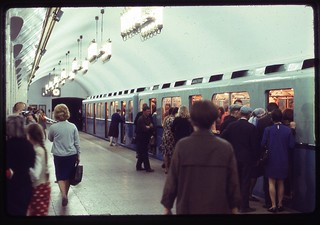 Moscow Metro, 1969 | by Rob Ketcherside