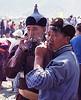 Mongolové jsou vášniví kuřáci, foto: Jana a Milan Vojtkovi