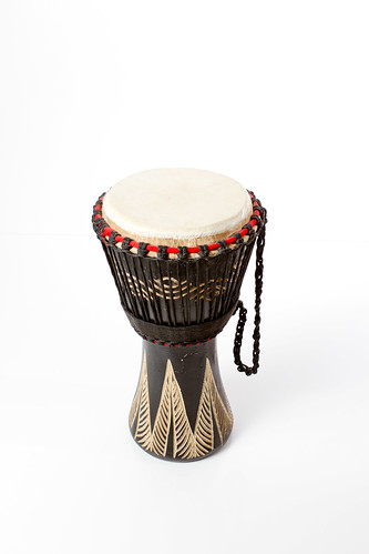 Ghanain Drum (Top)