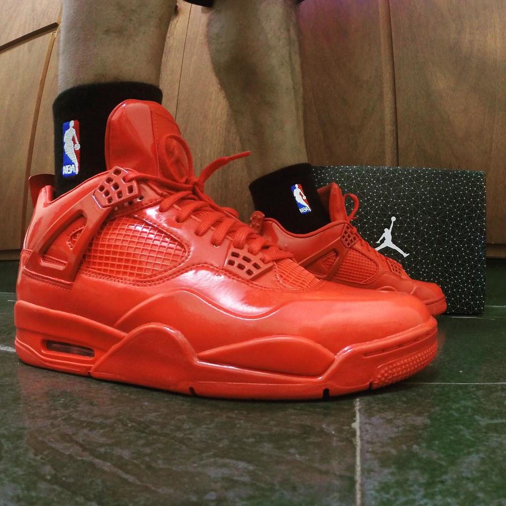 promo code f333c effb3 Finalmente Nike Air Jordan 4 11lab4 Red 🔥🔥🔥 #jordan #jo ...