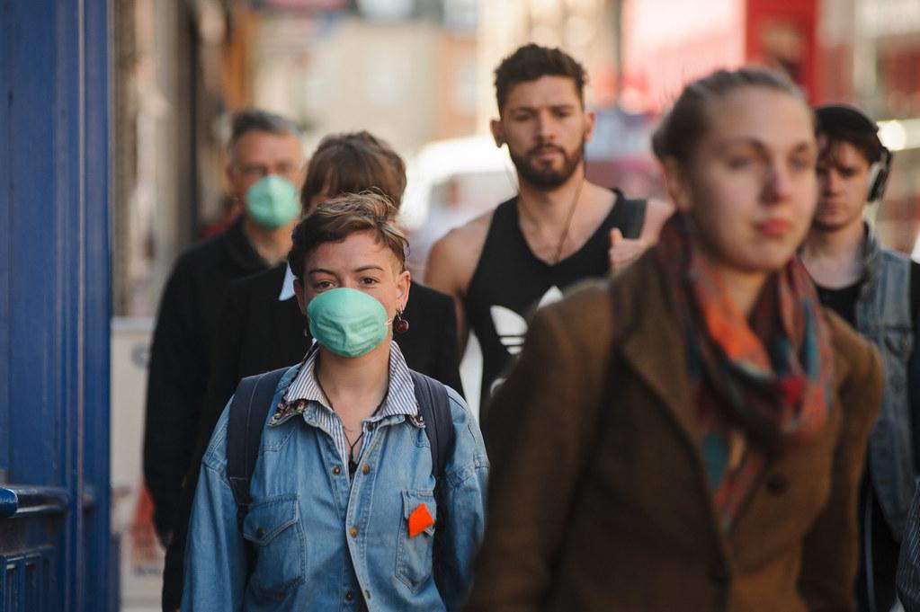 研究顯示身處空氣污染者憂鬱和自殺機率更高。照片來源:MAVERICK PHOTO AGENCY(CC BY 2.0)