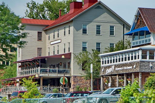 Ice House Building - Waterfront Burlington Vermont