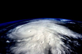Hurricane Patricia from Space | by NASA Earth Observatory