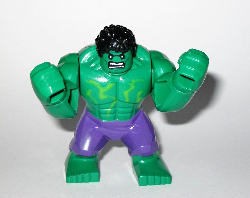 ko fake lego sy sy161 hulk avengers assemble minifigure c ...