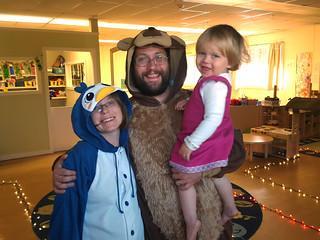 Masha, the bear, and the penguin | by quinn.anya