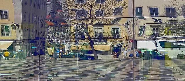 Lisboa, Praça do Rossio