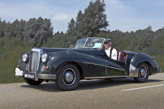Alvis TB 21 Roadster 1952 (3938)
