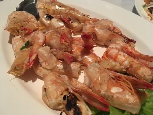 Thai food - seafood