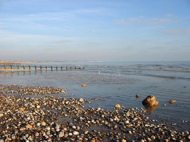 Pevensey Bay