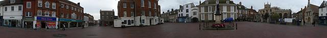 Huntingdon Market Place - 360 degree pano