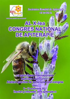 Congresul al X-lea al Societatii Romane de Apiterapie - SIbiu/06-10 octombrie 2017 | by MyBees.ro