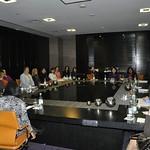 Ju, 07/21/2011 - 18:15 - Sesión: 'Las Mujeres en Seguridad y Defensa'.  Iniciativa liderada por Celina Realuyo (CHDS) y Patricia Escamilla-Hamm (CHDS)