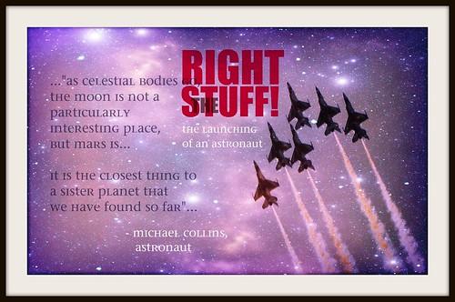 Air Force [9b] Michael Collins