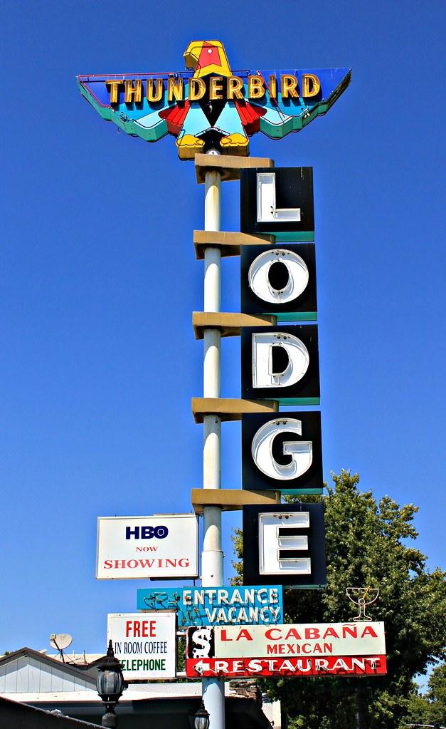 Thunderbird Lodge | 1350 Pine Street Redding, CA | Mike