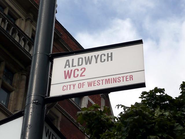 Aldwych WC2 (City Of Westminster)
