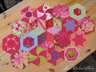 Watermelon and Friends - an overview | by Jovita's Patchwork Atelier