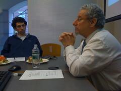Daniel Metlay at the STS Circle (November 2, 2009)
