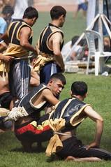 On the field in Antakya