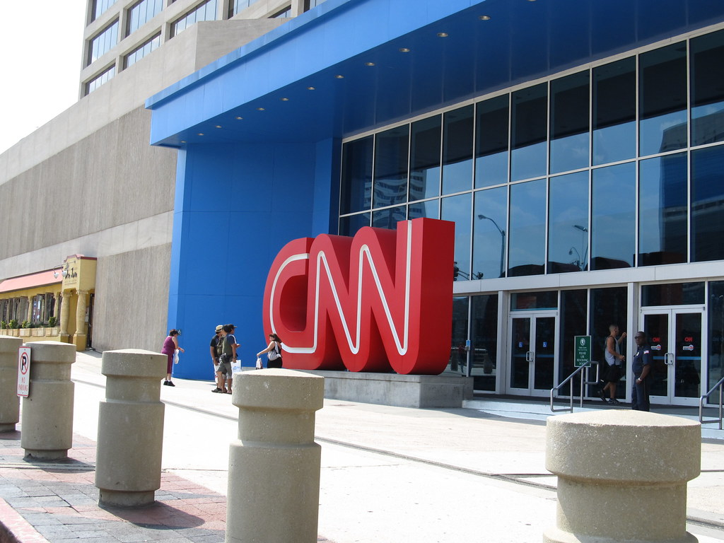 CNN Center, Atlanta, Georgia