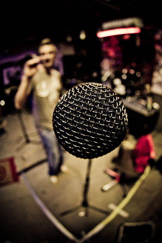 Check the Mic