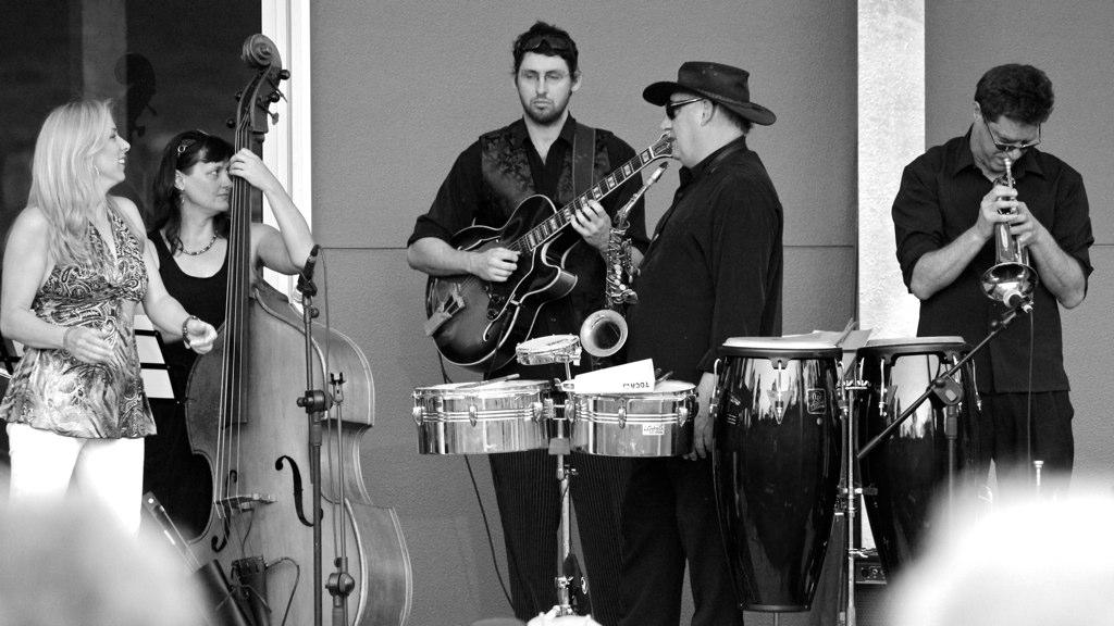 Fig Tree Pocket Community Jazz Fundraiser