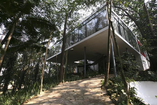 Casa de Vidro - Lina Bo Bardi