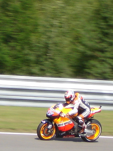 Brno MotoGP - Casey Stoner