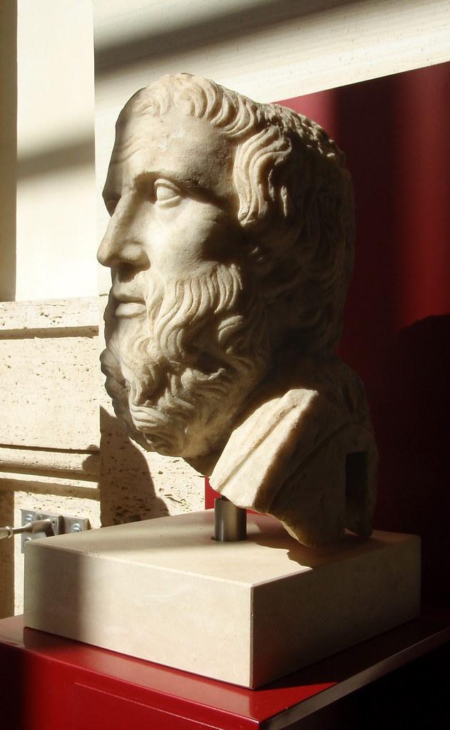 Herm o' Herodotus