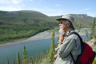 David Suzuki on the Hart River   by peelwatershed