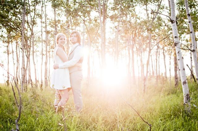 Megan + Joel - Engaged