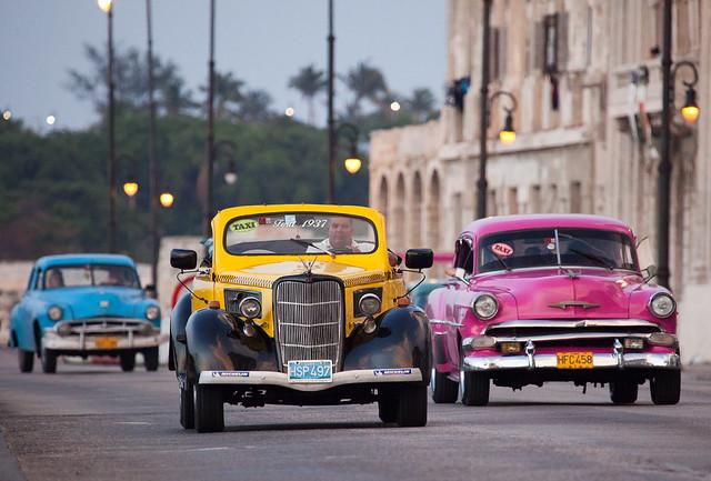 Le Fantastiche Automobili di Cuba - Colori