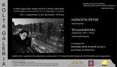 2011. szeptember 4. 22:50 - Horváth Péter: Visszatekintés