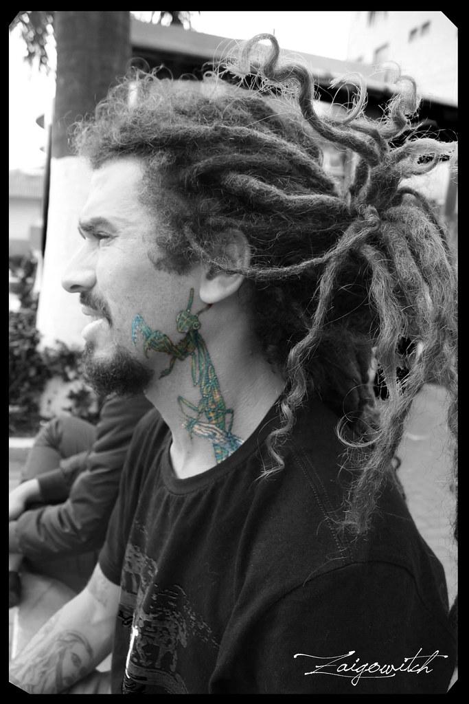 Tatuagens Brasileros Louva Deus Louva Deus Ferraz De Va