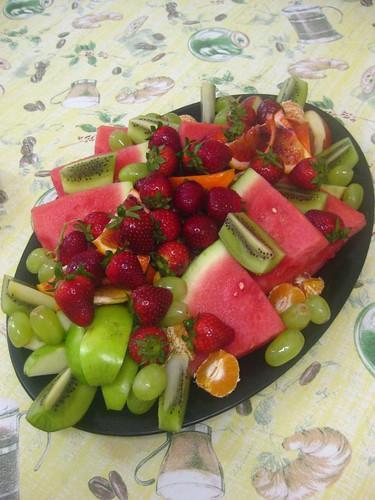 Fruit from Penshurst Fruit World   by phonakins