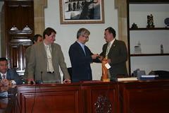 El presidente del Centro Gallego de Ermua, Gonzalo Álvarez Álvarez