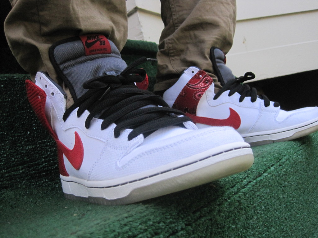 separation shoes a24d8 ada94 Nike SB Cheech and Chong Dunk High | James Lowery | Flickr