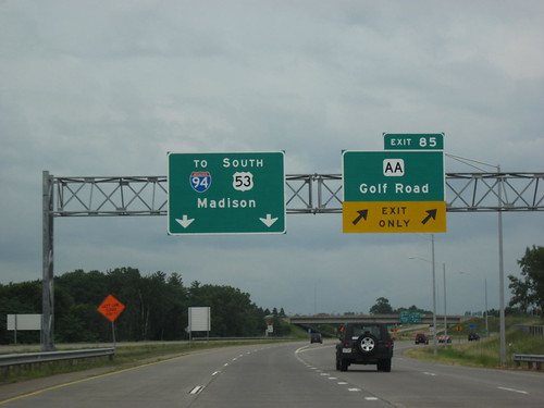US Highway 53 - Wisconsin | by Dougtone