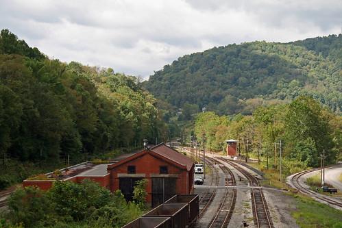 rr trains railroads csx csxt bowestend rrtowers