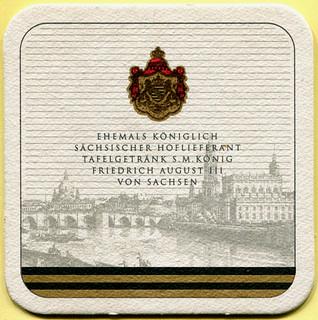 Radeberger (Reverse - Dresden)