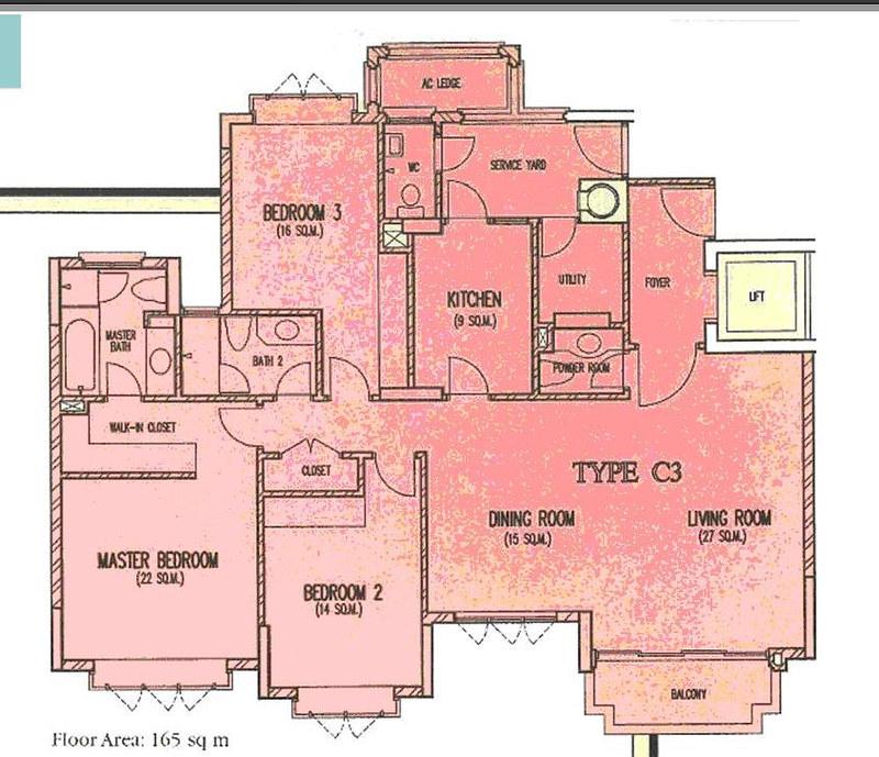 Costa Rhu 0412 Flr Plan Floor Plan Avr1969 Flickr