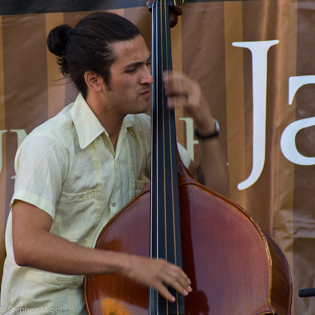 Le Jazz Hot Quartet at Stanford