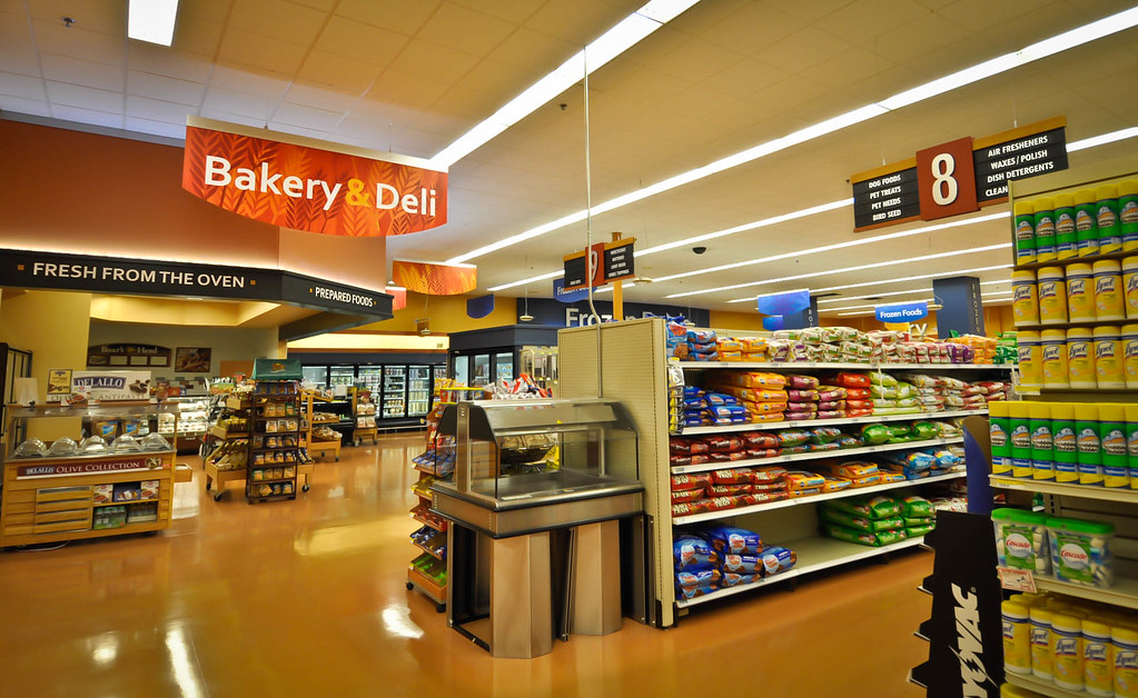 Market Bakery & Deli Area | Grocery Store Decor Design | I ...