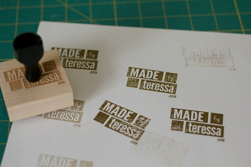 stamp | by made by teressa